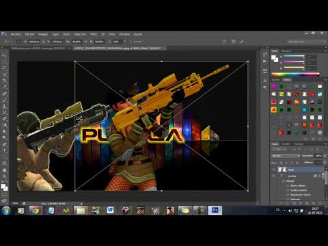 Como hacer portadas de Operation 7 (3 formas diferentes)