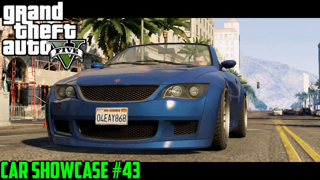 GTA V: Ubermacht Sentinel (BMW 3 Series E36) | Car Showcase #43 ...