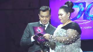 Alif Satar & Sherry Umum Senarai Pemenang Anugerah Juara Lagu 33