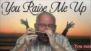 YOU RAISE ME UP - HARMONICA