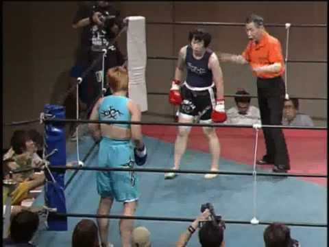 Boxing from Japan 5 - Female Boxing Video