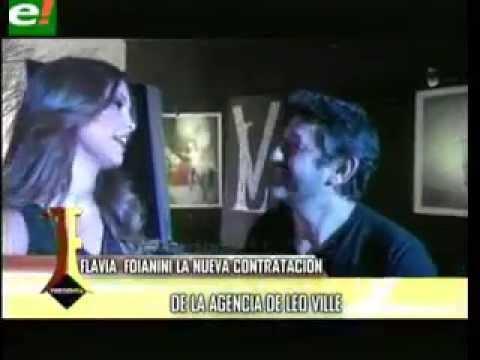 LEONARDO VILLE - Flavia Foianini la Diva de Leo Ville