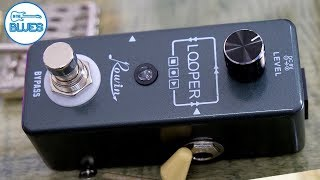 The Rowin Looper Pedal - A Very Simple and Cheap Loop Station Pedal