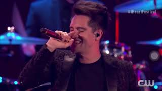 Panic! At The Disco - live at iheartradio in Las Vegas -