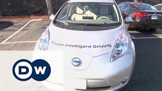 Чи безпечно їздити у самокерованих автомобілях? (25.01.2016) - YouTube