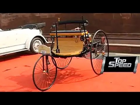 Top Speed - Going In Style - 21 Gun Salute Rally 2015, Delhi video