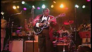 B B King Three O 39 Clock Blues Live