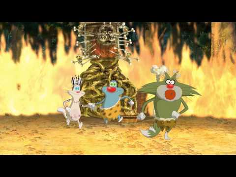 Oggy And The Cockroaches - Oggy The Movie Trailer Full Video In Hd video