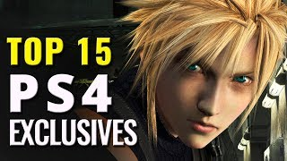 Top 15 Upcoming PS4 Exclusive Games of 2017-2018 | Best New PlayStation 4 Exclusives