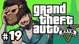 FIB INSIDE JOB - Grand Theft Auto V ( GTA 5 ) w/ Nova Ep.19