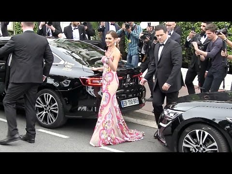Cheryl Cole at the Martinez Palace in Cannes