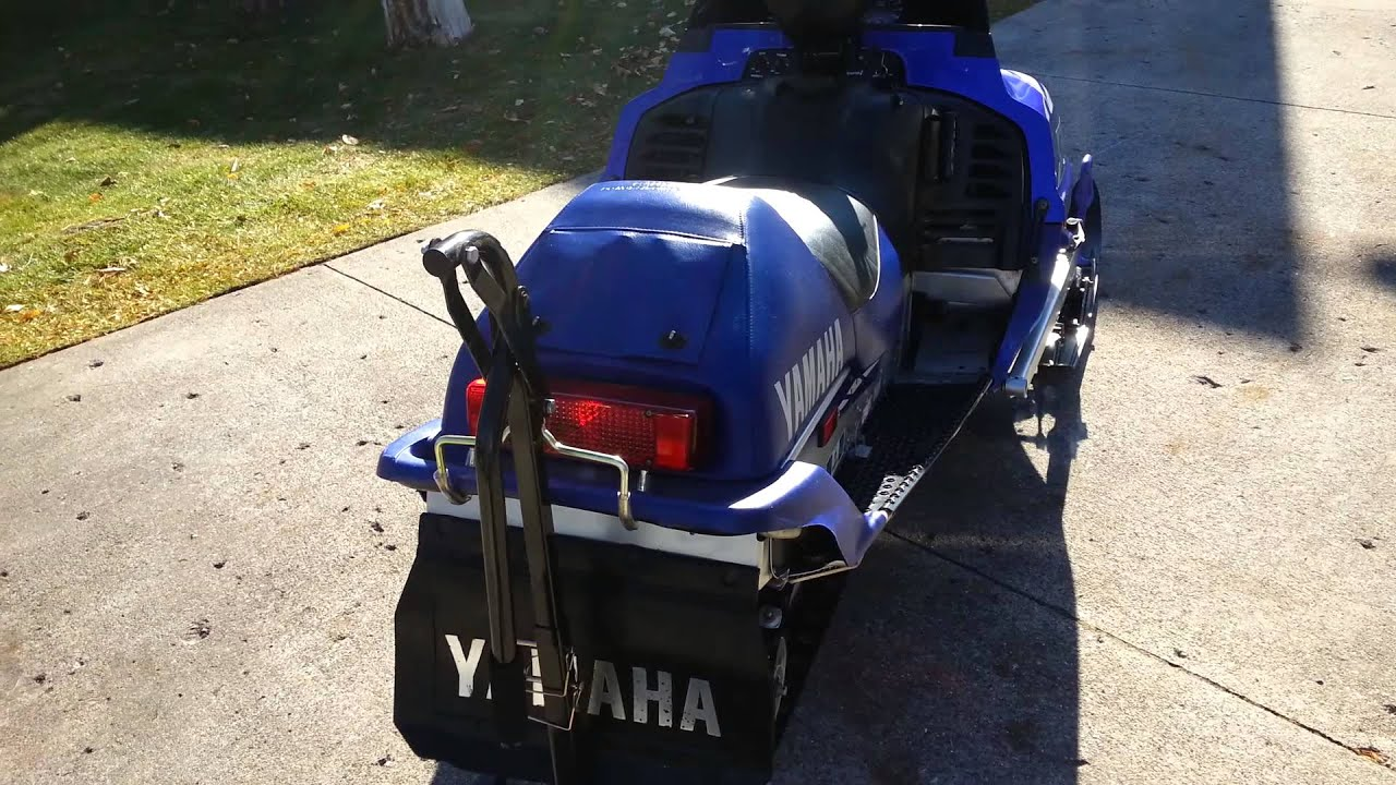 Bender Exhaust Yamaha Srx