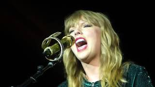 I Don't Wanna Live Forever - Taylor Swift live at The O2 London Capital Jingle Bell Ball 2017 HQ