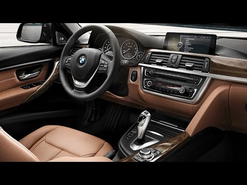 Bmw 2015 Bmw 320i Xdrive Sedan Interior Youtube