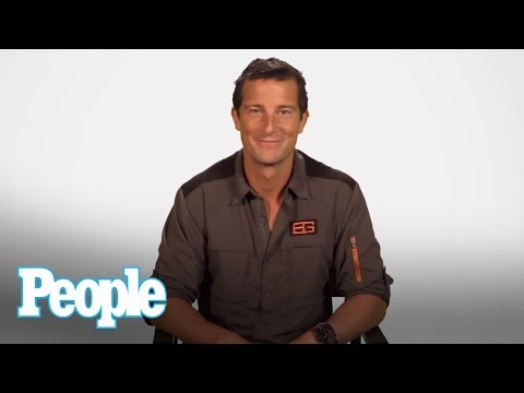 Bear Grylls on Zac Efron: 'He's Willing to Try Anything' - PEOPLE