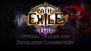 [Path of Exile] 3.7 & Legion league reveal & first impression!
