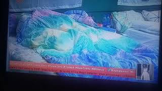 Big Brother Naija 2018: Lolu and Anto caught under the duvet making love