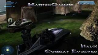 Halo: Combat Evovled PC (2003) - The Silent Carthographer Part 1 (HD)