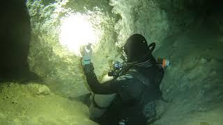 The Underwater World: Calimba Cenote