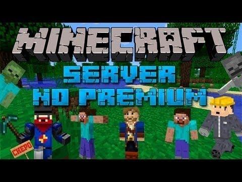 server minecraft 1.5.2 no premium Minecraft No HAMACHI 24/7