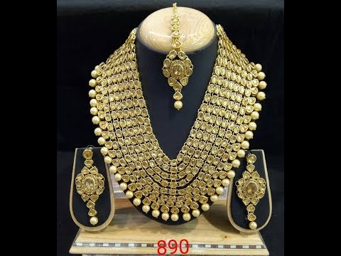 Fashion necklace designs collection for women