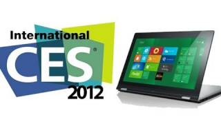 CES 2012_ Lenovo Ultrabook / Tablet Hybrid - Preview