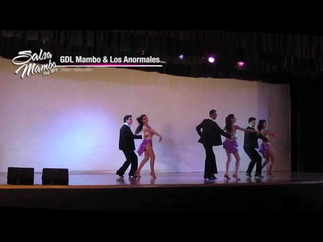 GDL Mambo & Los Anormales | Salsa Mambo Fest 2014 | Riviera Nayarit