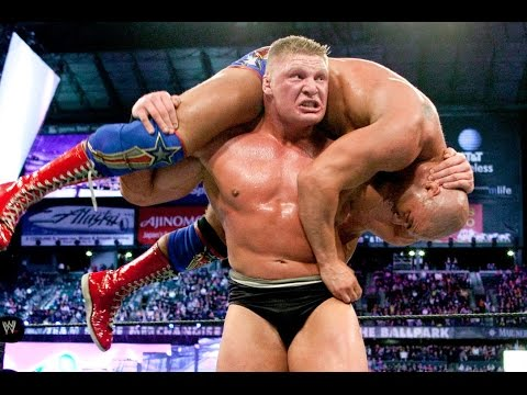 Kurt Angle Brock Lesnar To Be Involved In WWE WrestleMania 31 Main Event - Exclusive Update!