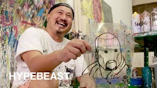 "MADSAKI Thinks ""Perfect Art"" Is Boring and Talks Relationship With Murakami"