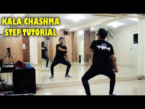 How To Do The Kala Chashma STEP || Dance Tutorial || Rockstar Dance Studios