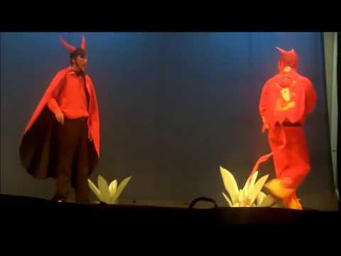 Obras de Teatro para Evangelizar - PASTORELA EL DIABLO ANDA SUELTO 2011