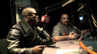 Kevin Hart On  Hot 97 Morning Show