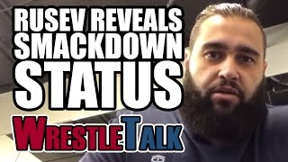 Rusev Reveals Smackdown Status | WWE Smackdown Live, April 25, 2017 Review
