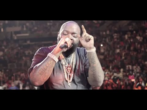Rick Ross BET Awards 2014 Experience