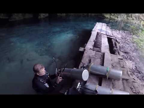 Cenote Polvo de Mono