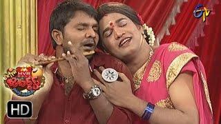Venky Monkies Performance | Extra Jabardsth | 24th March 2017 | ETV  Telugu