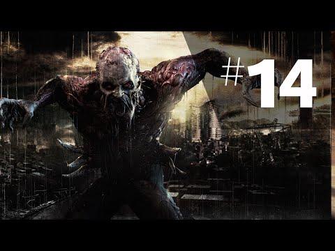 Ночная прогулка #14 Dying Light