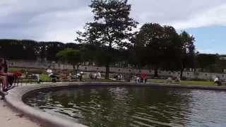 Tuileries Garden - Paris