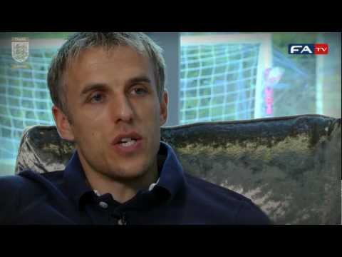 Phil Neville on playing in the FA Cup Final | FATV