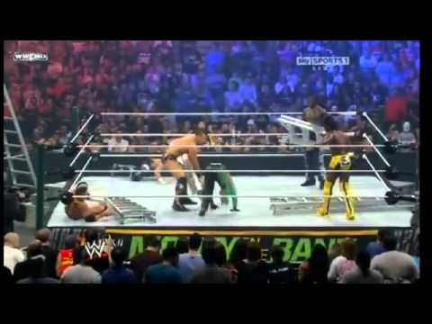 ‪WWE Money in the Bank 2011 Highlights