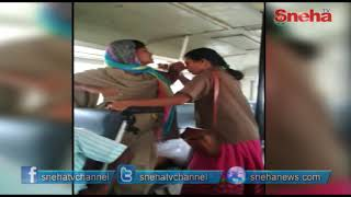 download lagu Mahbubnagar : Fight Between Female Conductor And Constable  gratis