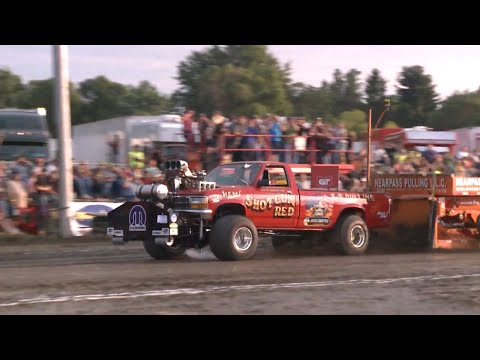 OSTPA 2014: SMFWD Trucks Pulling at Oak Harbor, OH