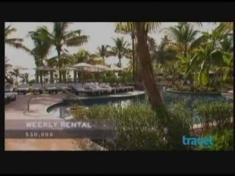 The St. Regis Bahia Beach in the Travel Channel