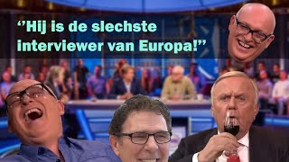 ''Hij is de slechtste interviewer van Europa!'' - Ultieme Harry Mens Compilatie (VI)