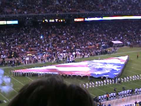 Teal Wicks - National Anthem