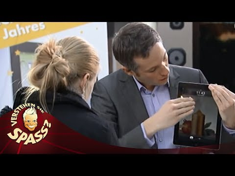 Der Tablet-PC mit Simon Pierro | Verstehen Sie Spa?
