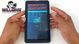 Hard Reset Tablet  Multilaser M7 3G, Como formatar, Desbloquear, Restaurar