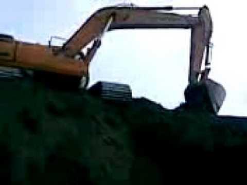 tecnicas en excavadoras 1