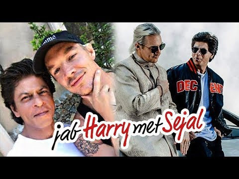 First Look: Dj Diplo And Shah Rukh Khan In Phurr Song From Jab Harry Met Sejal