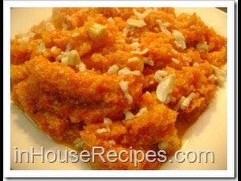 Milky Gajar (Carrot) Halwa- Hindi with english subtitles